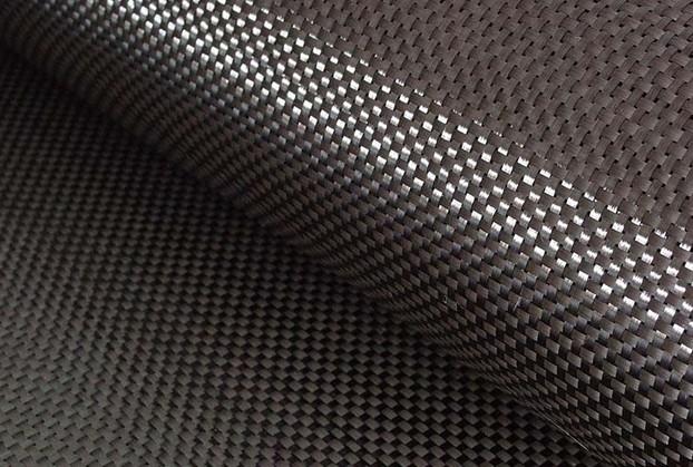 8张)碳纤维的微观结构类似人造石墨